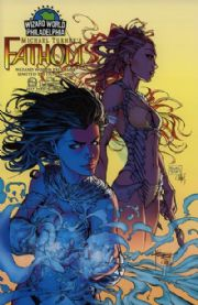 Fathom Volume 2 #1C Wizard World Philadelphia Michael Turner Variant Aspen comic book